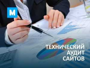 Специалист рекламного агентства проводит технический аудит сайта по заказу компании.